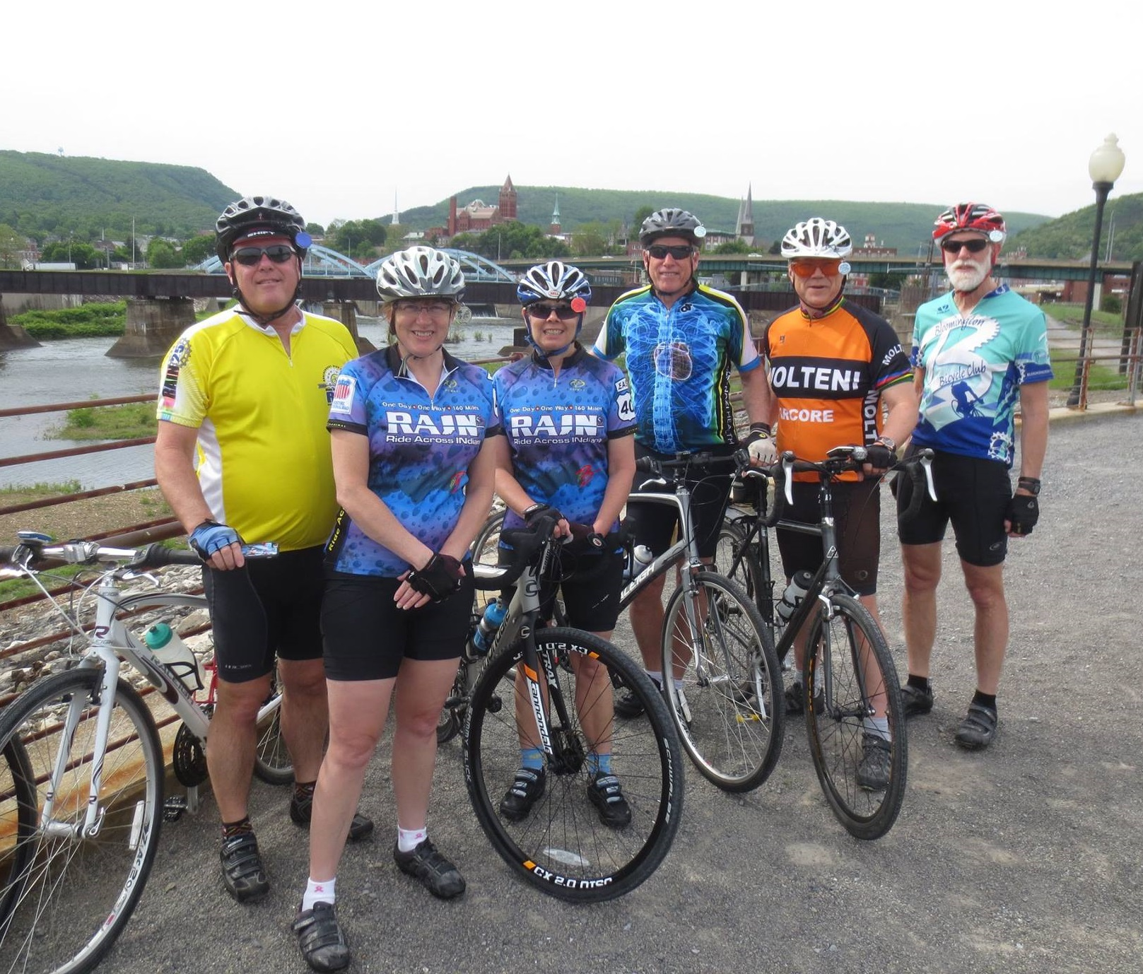 All ofus on C&O towpath for blog