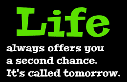 Life and second chances